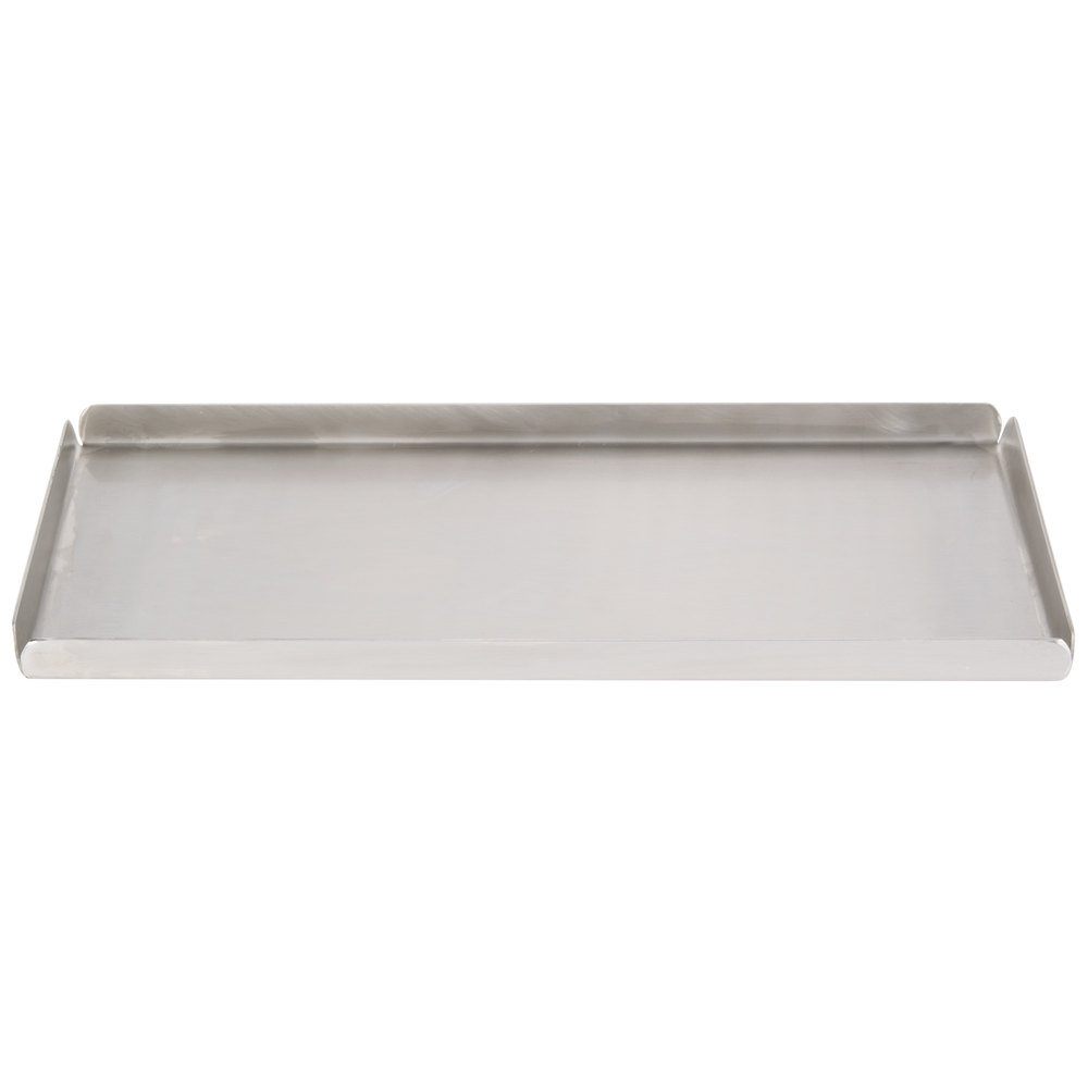 american metalcraft st  x   satin finish stainless steel  -  stainless steel tray main picture image preview image preview