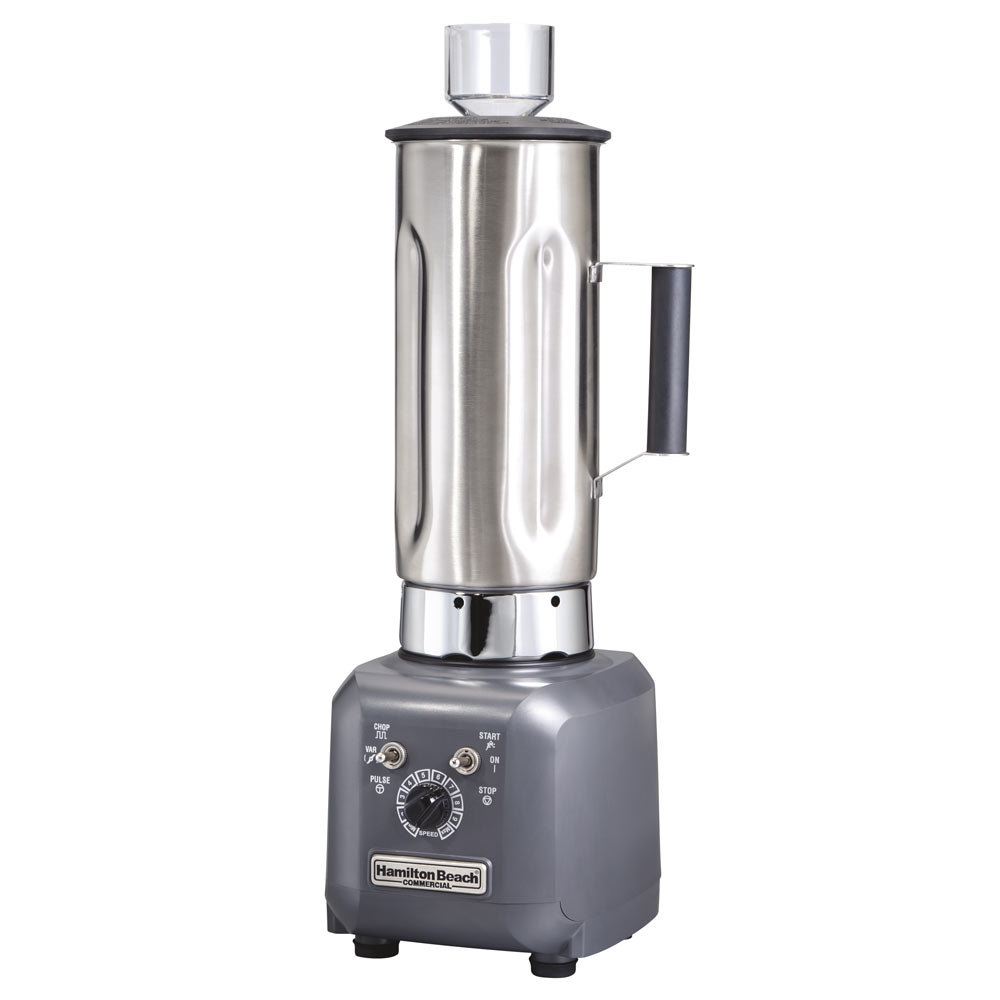 Stainless Steel Blender ~ Hamilton beach hbf s oz stainless steel high