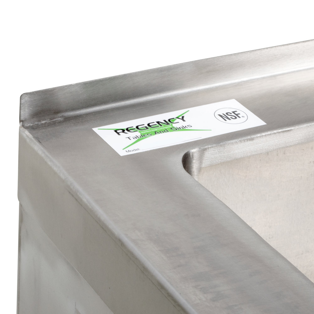 Mop Sink : ... Stainless Steel One Compartment Floor Mop Sink - 20
