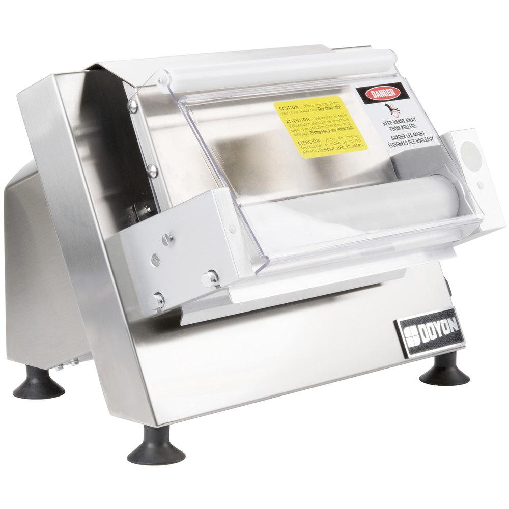 Countertop Dough Sheeter : Doyon DL12SP Countertop 12