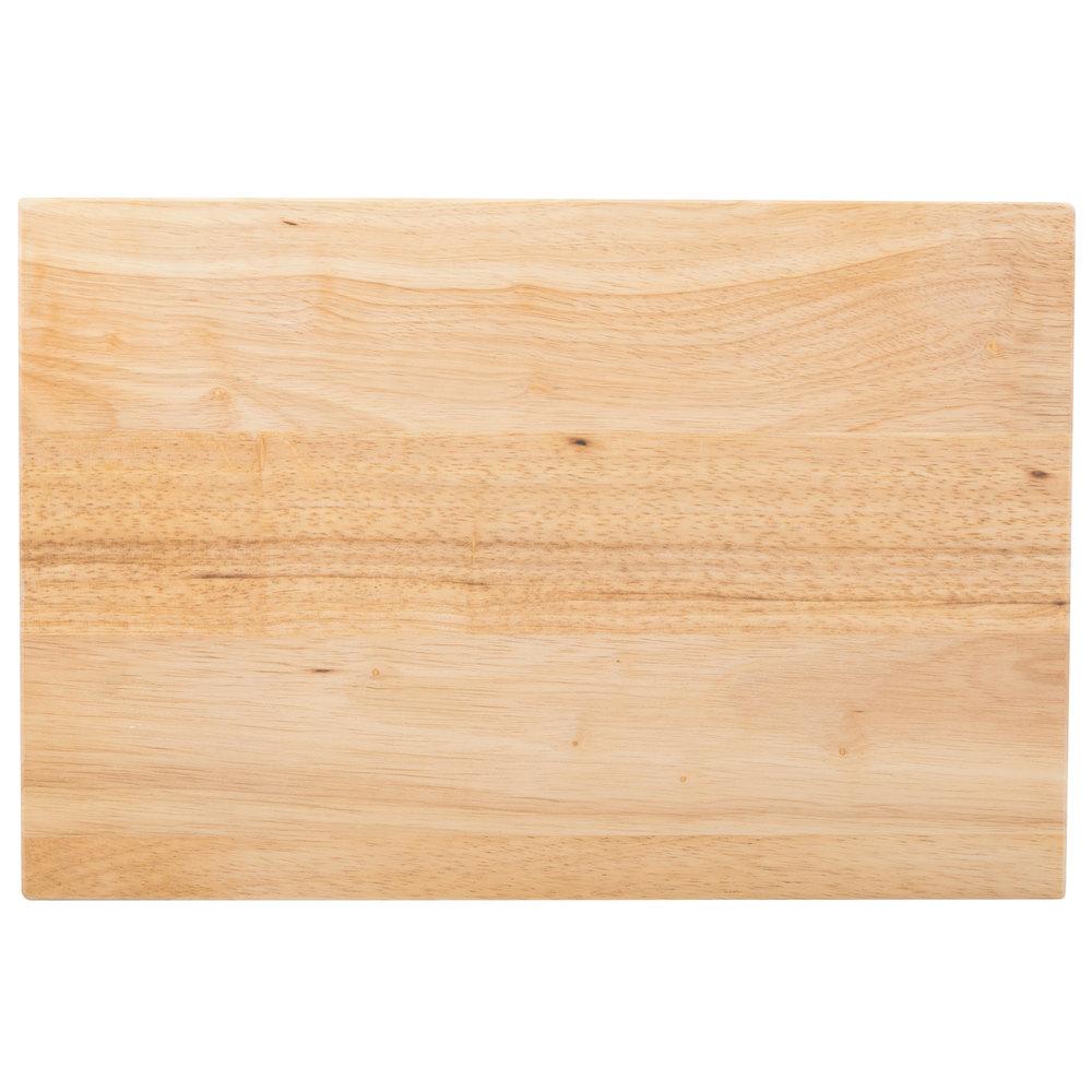 Choice 18 Inch X 12 1 3 4 Wood Cutting Board