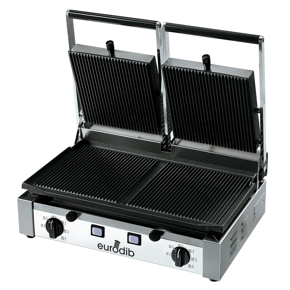 1016052 panini press commercial panini grill sandwich press  at bayanpartner.co