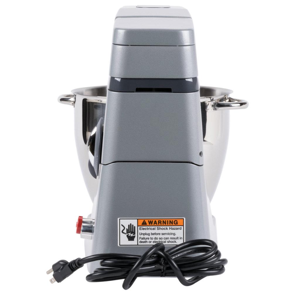 Countertop Mixer : Hamilton Beach CPM700 7 Qt. Commercial Countertop Mixer - 120V, 800W