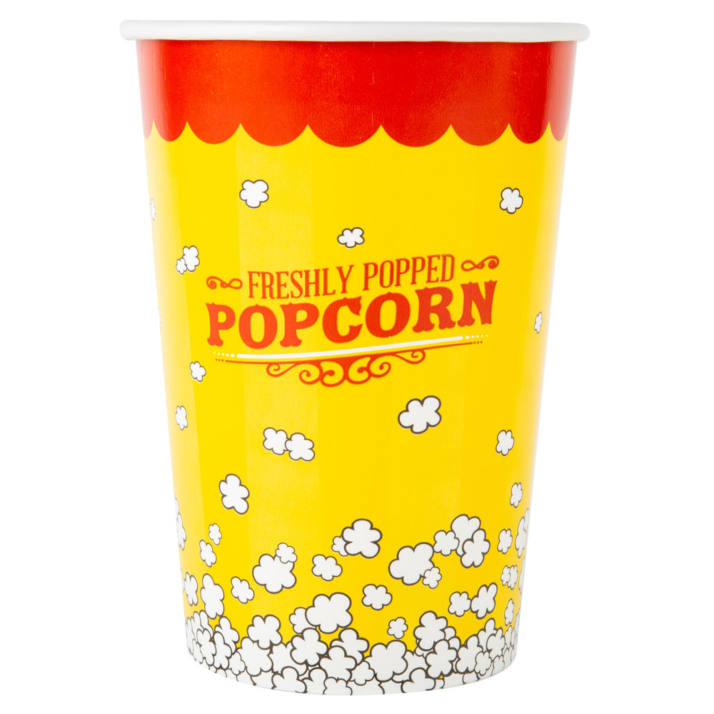 Popcorn is everywhere. Most of us have grown up eating this ubiquitous snack. Movie theaters universally have popcorn stands, and by prohibiting outside food, they manage to convince millions of people every day to pay upwards of $ per pound of .