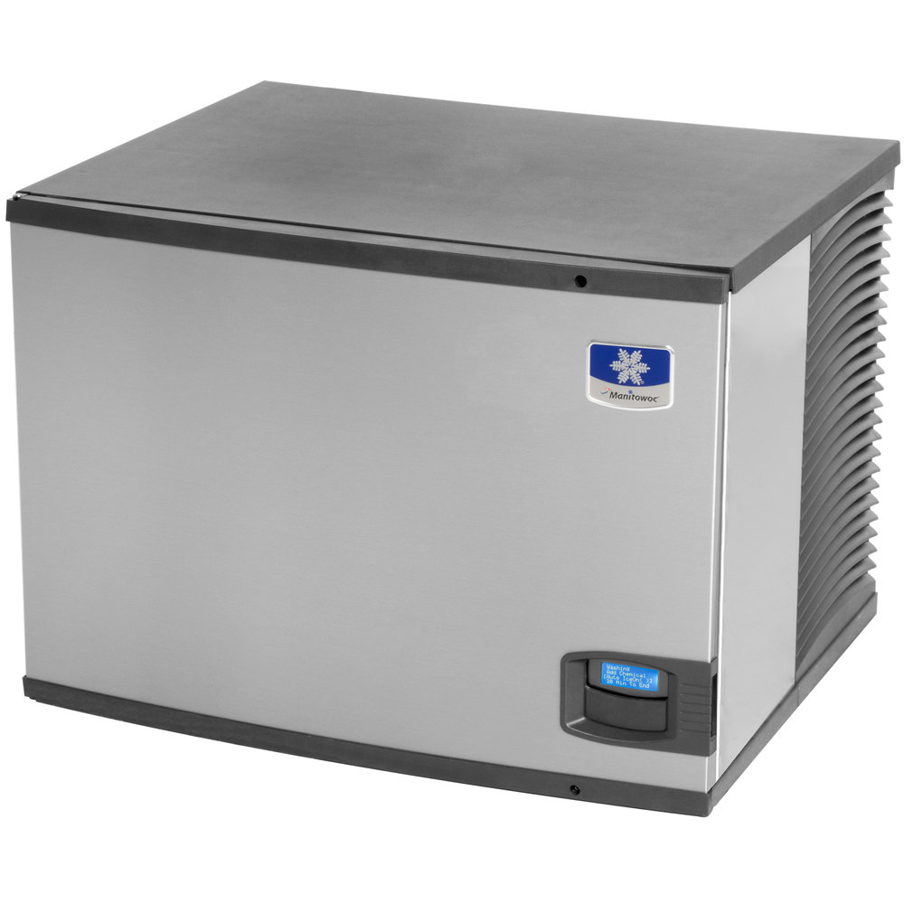 Cube Ice Maker Manitowoc Iy 0454a Indigo Series 30 Air Cooled Half Size Cube Ice