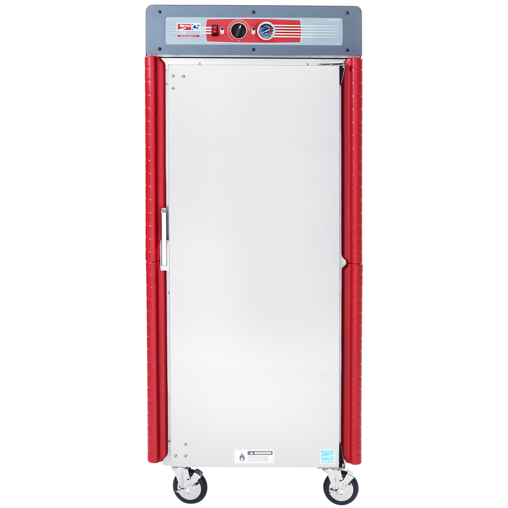 Hot Holding Cabinet Metro C549x Asfs U Insulated Stainless Steel Full Height Hot