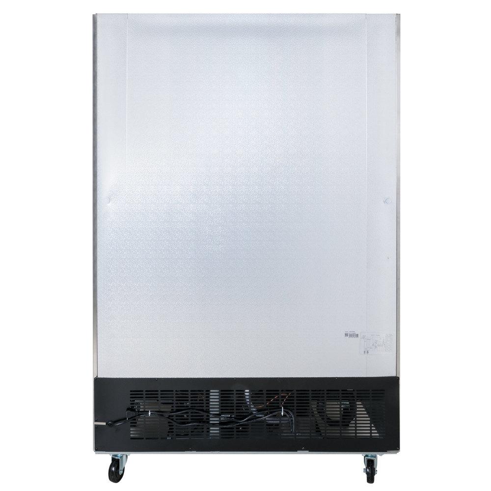 """Parts For Ge Refrigerator 2 Pcs Refrigerator Door Pin: Avantco SS-2R-HC 54"""" Solid Door Reach-In Refrigerator"""