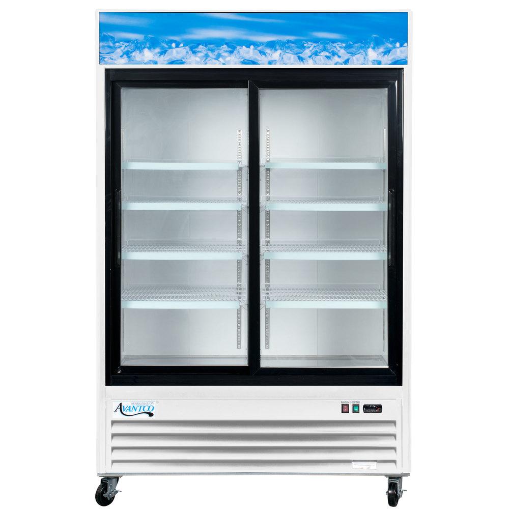 Beverage-Air Glass Door Refrigerators and Merchandisers ...