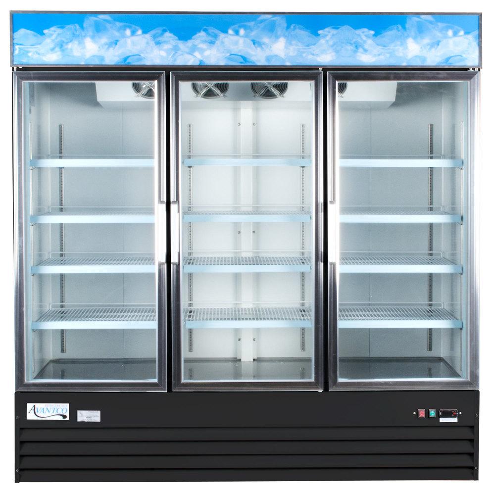 Used Commercial Refrigerators - WebstaurantStore