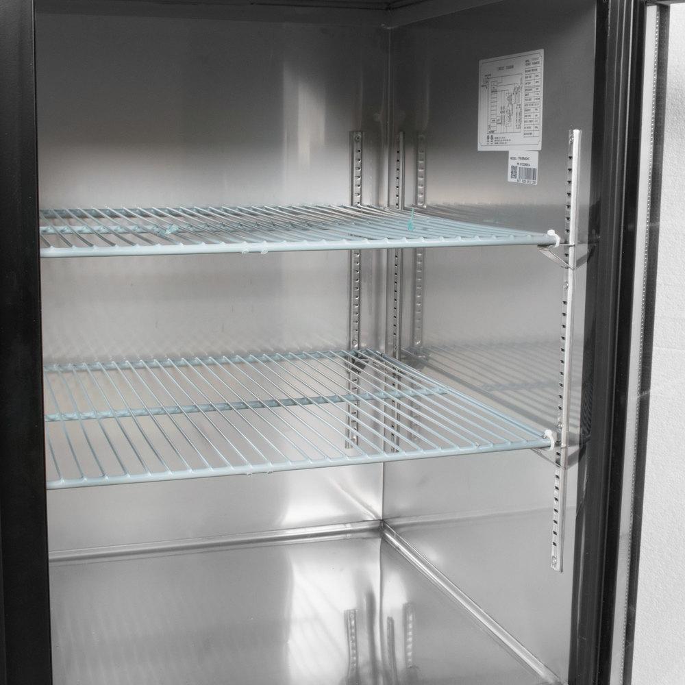Glass Refrigerator Avantco Ubb 4g Hc 90 Black Glass Door Undercounter Back Bar