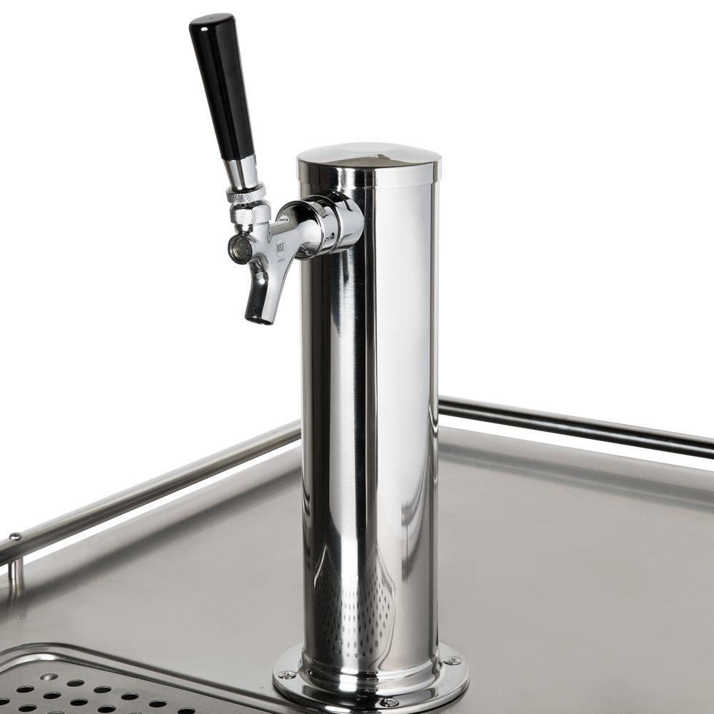 Avantco Udd 1 Hc S Single Tap Kegerator Beer Dispenser