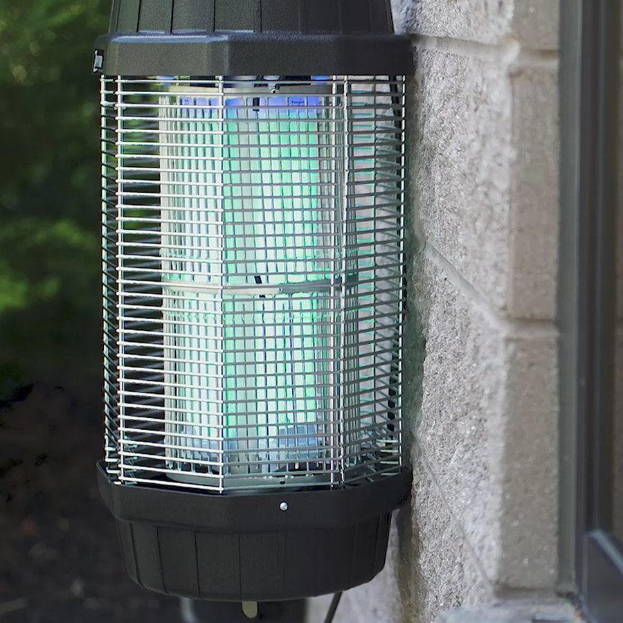 Zap N Trap Plastic Outdoor Insect Trap Bug Zapper 2