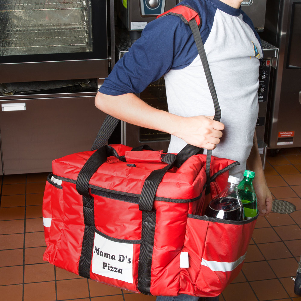 Delivery Driver Insulated Bag