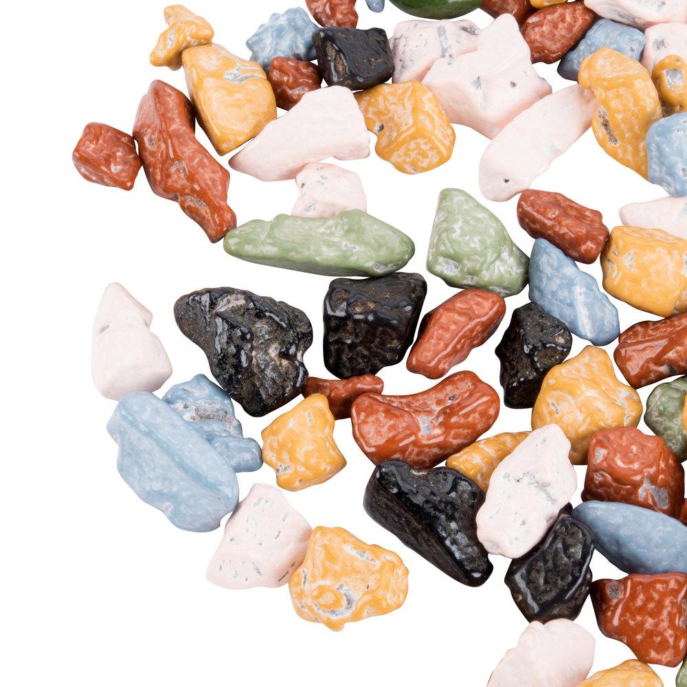 Chocolate Rocks Topping - 10 lb.