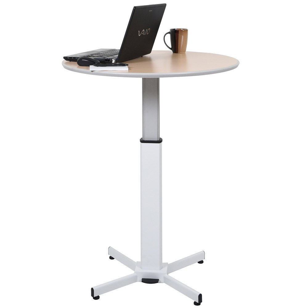 ... Round Pneumatic Adjustable Height Table. Main Picture; Image Preview;  Image Preview; Image Preview; Image Preview ...