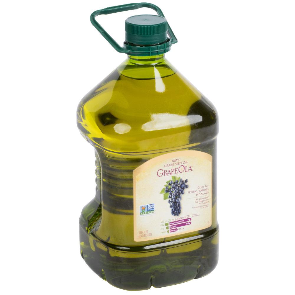 grapeola 100 grape seed oil 3 liter. Black Bedroom Furniture Sets. Home Design Ideas