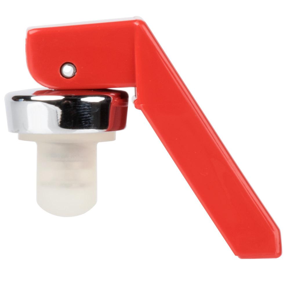 1263626 Red Bunn Coffee Maker