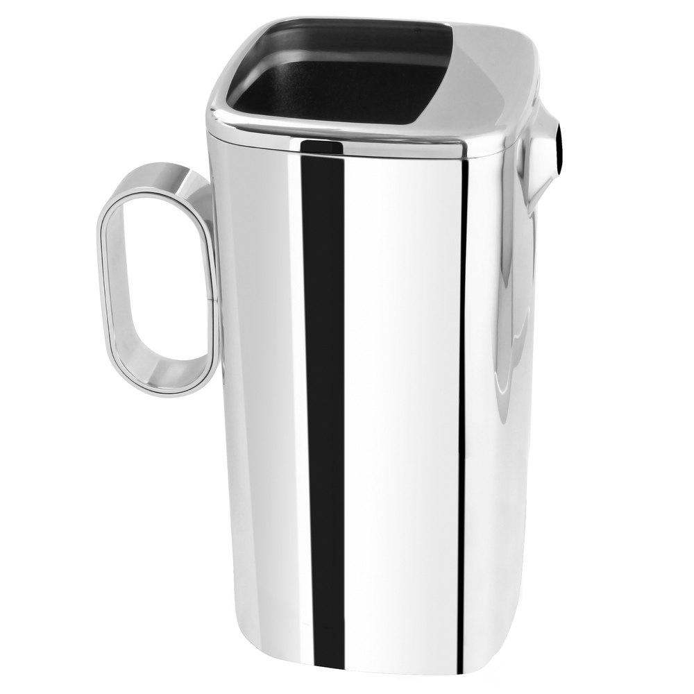 eastern tabletop  java  oz stainless steel water pitcher - stainless steel water pitcher main picture