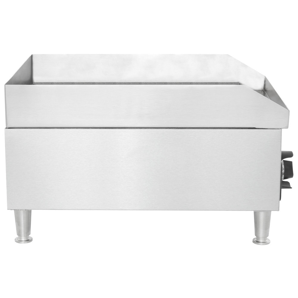 Vollrath 40715 Cayenne 14 Quot Electric Countertop Grill 120v