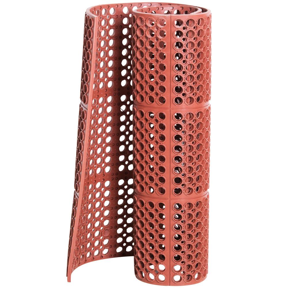 Cactus mat 3525 r1bx vip tuffdek 3 39 x 5 39 red heavy duty for Cactus exterieur resistant au froid