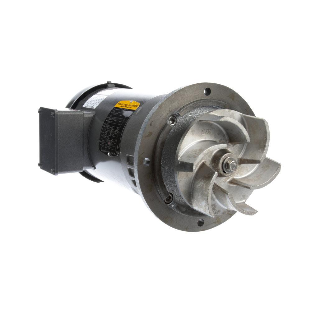 Stero B102179 Motor Impeller