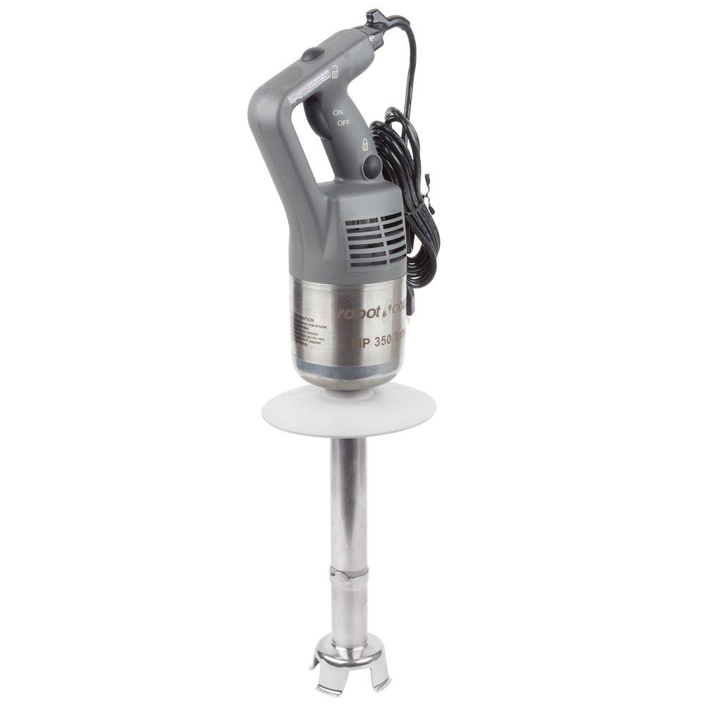 Robot Coupe Hand Blender ~ Robot coupe mp turbo quot immersion blender v