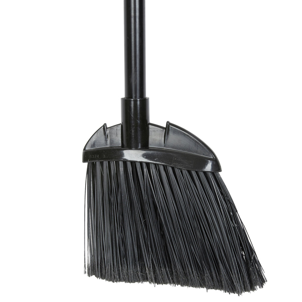 rubbermaid front of house upright dust pan and lobby broom. Black Bedroom Furniture Sets. Home Design Ideas