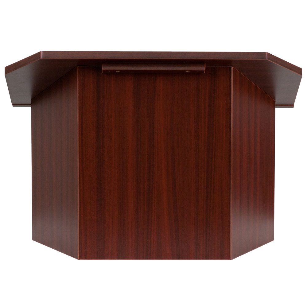 ... Mahogany Foldable Tabletop Lectern. Main Picture; Image Preview ...