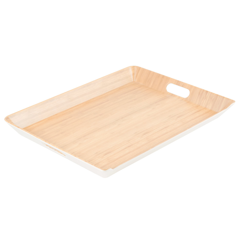 Room Service Tray Raised Edges