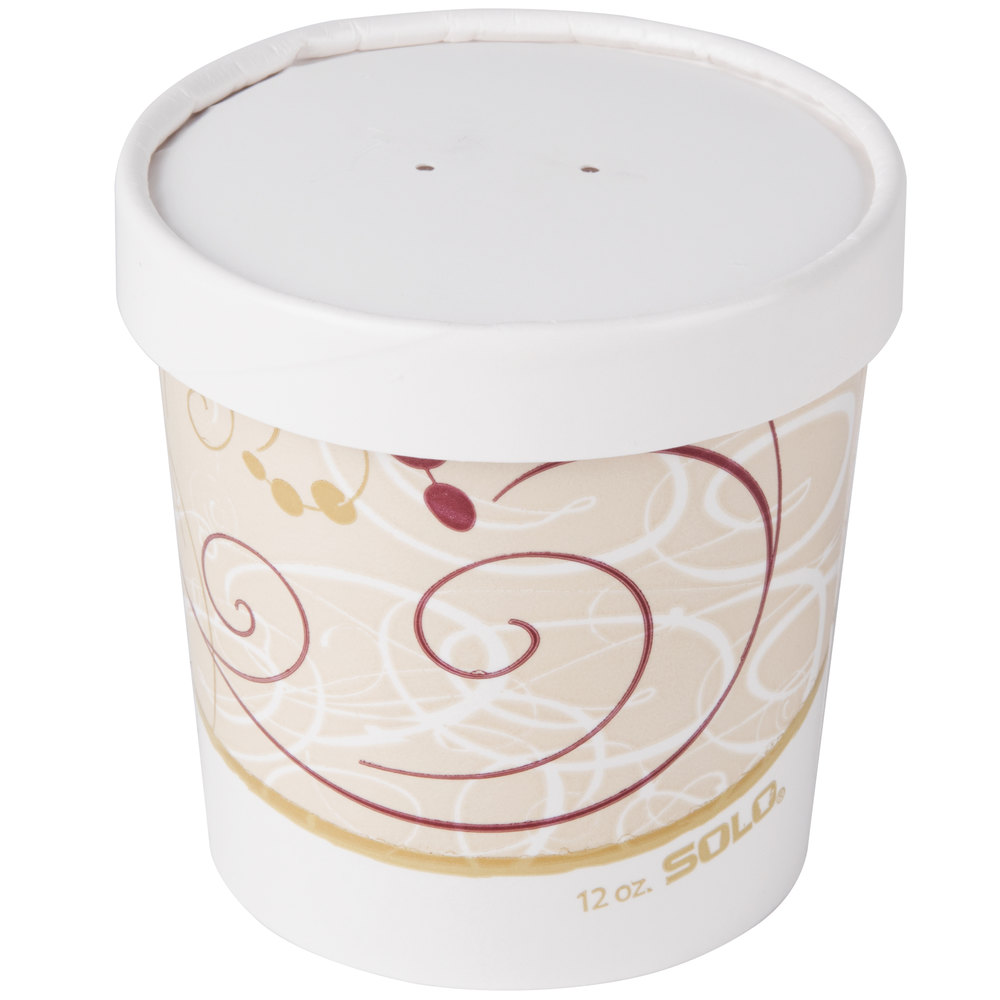 paper soup bowls Suitable for hot and cold food and available in different materials, our bowls are great for soup, ice cream, salad and more.