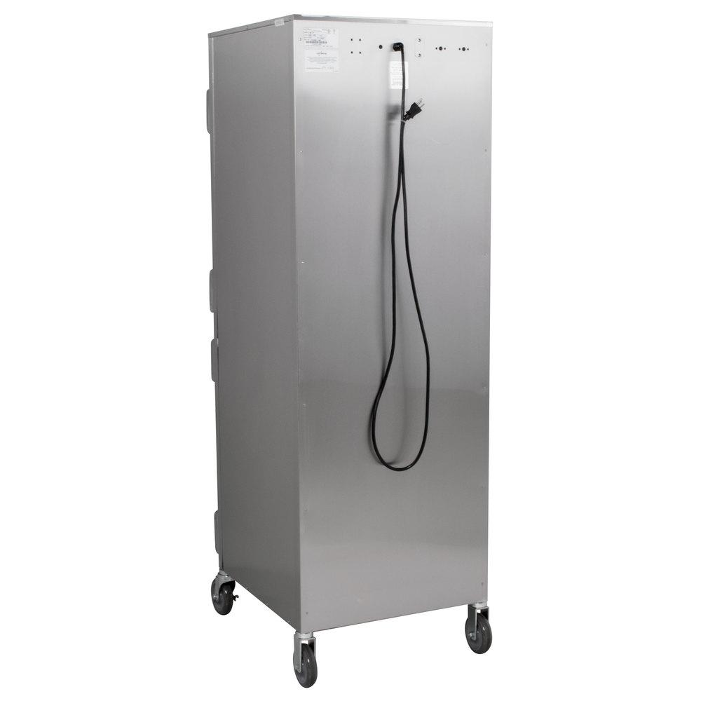 alto shaam 1200 up mobile 16 pan dutch door holding cabinet with universal racks 120v. Black Bedroom Furniture Sets. Home Design Ideas