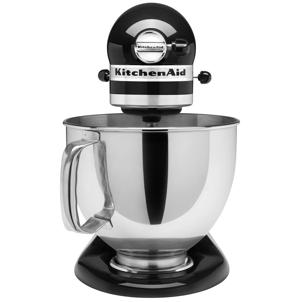 Kitchenaid Ksm150psob Onyx Black Artisan Series 5 Qt