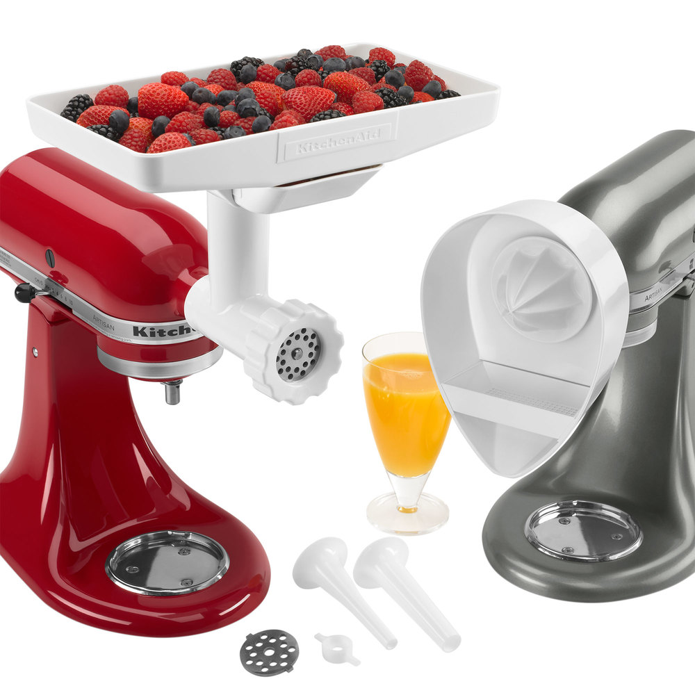 Brilliant Kitchenaid Mixer Attachments Juicer With Citrus For Stand Mixers Main Picture Image Preview Design Decorating