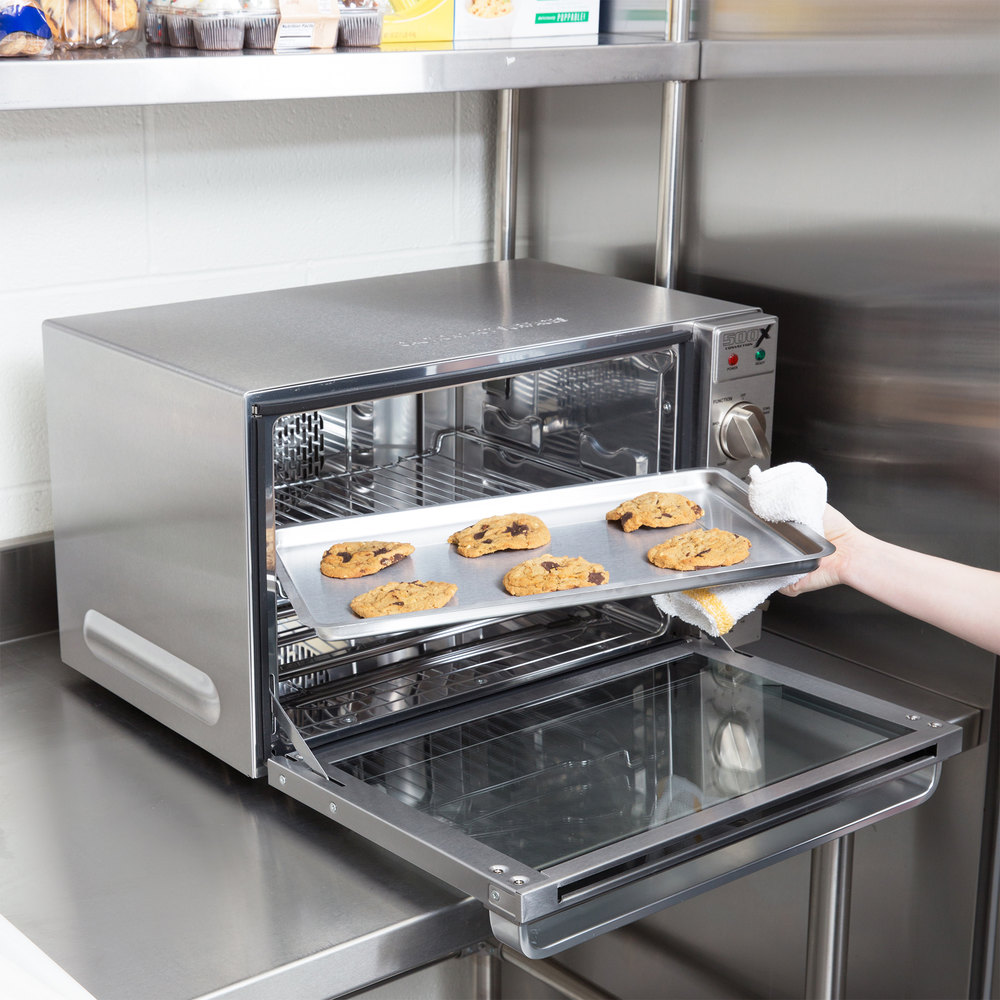 Convection Oven For Countertop : Waring WCO250X Quarter Size Countertop Convection Oven - 120V, 1700W