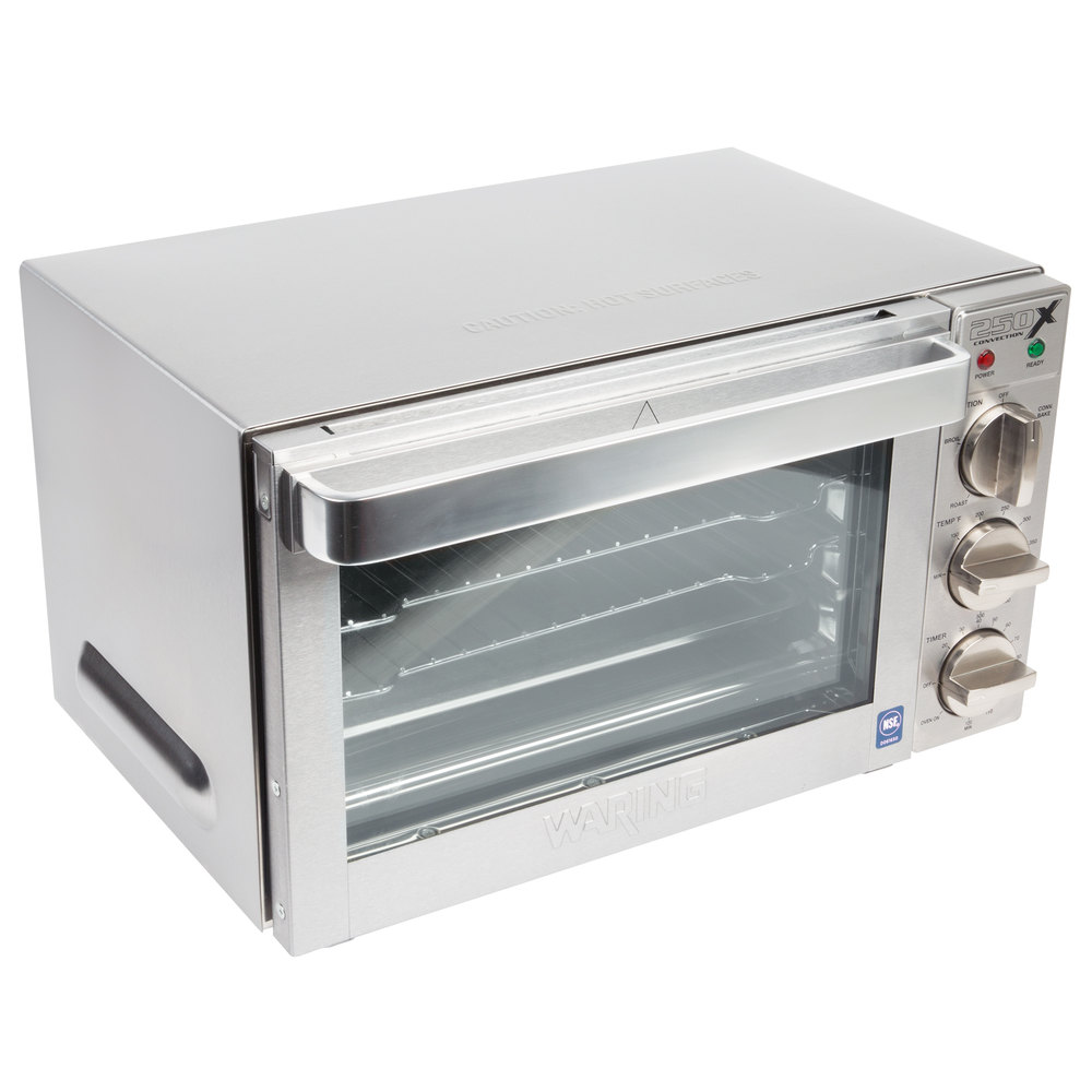 Waring Wco250x Quarter Size Countertop Convection Oven
