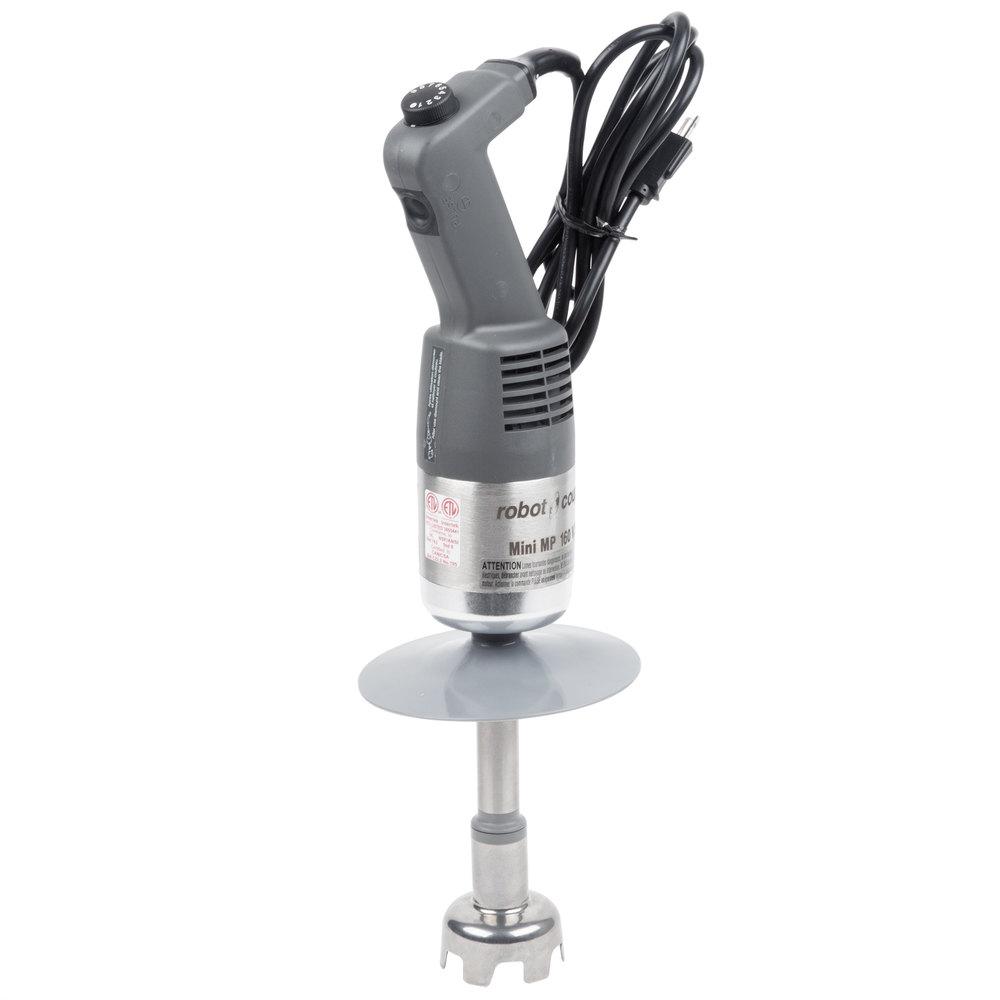 Robot Coupe Mmp160vv 7 Quot Mini Immersion Blender