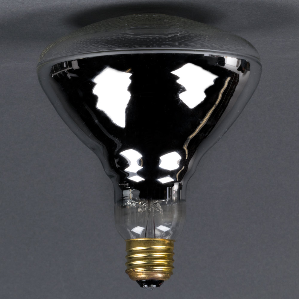 150 Watt Flood Light Bulb Lumens : Watt outdoor flood lamp rough service light bulb