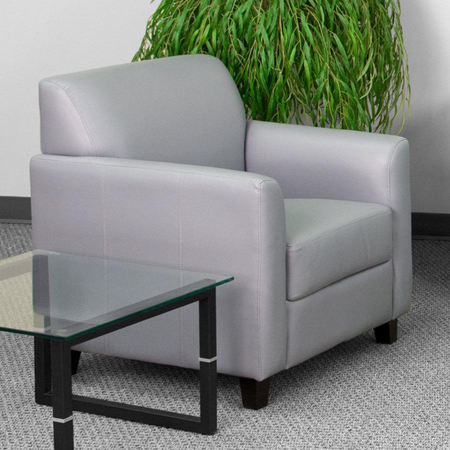Flash Furniture Bt 827 1 Gy Gg Hercules Diplomat Gray