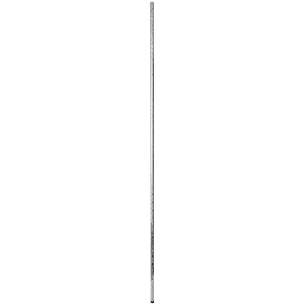 Regency 74 inch NSF Chrome Post
