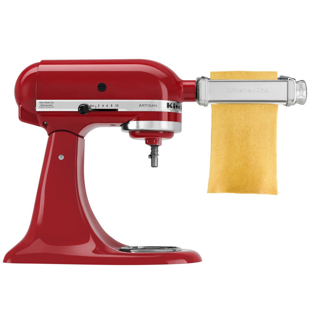 KitchenAid KSMPSA Pasta Roller Attachment for KitchenAid Stand Mixers