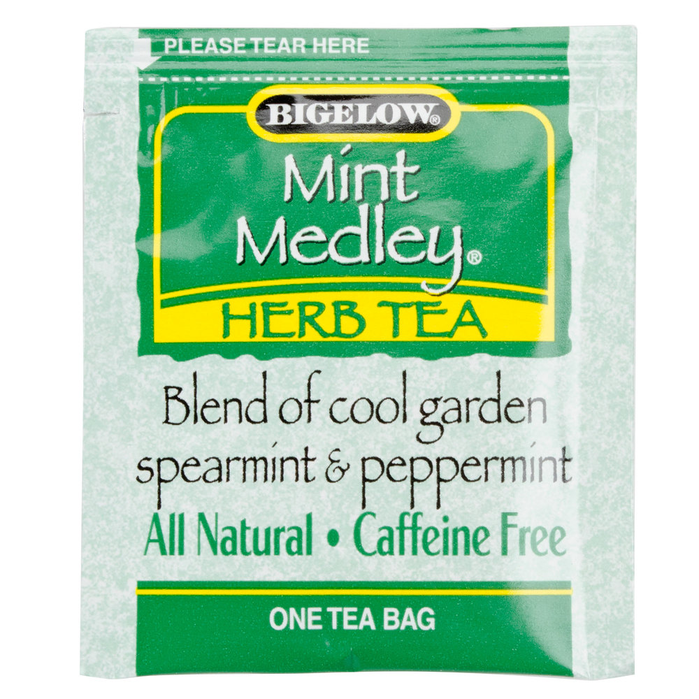 Bigelow herbal tea -  Image Preview