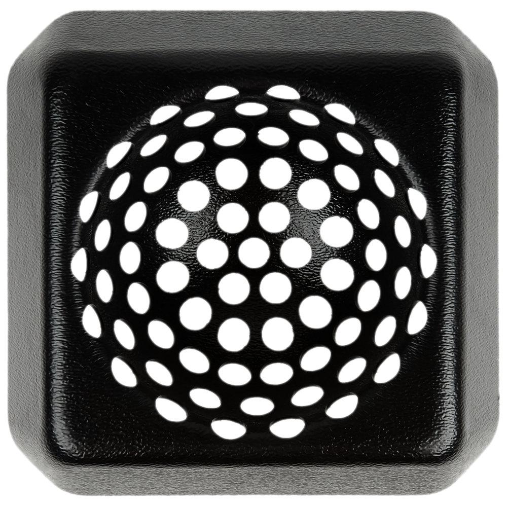 Fmp 102 1140 Plastic Dome Floor Sink Strainer 6 Quot X 6 Quot