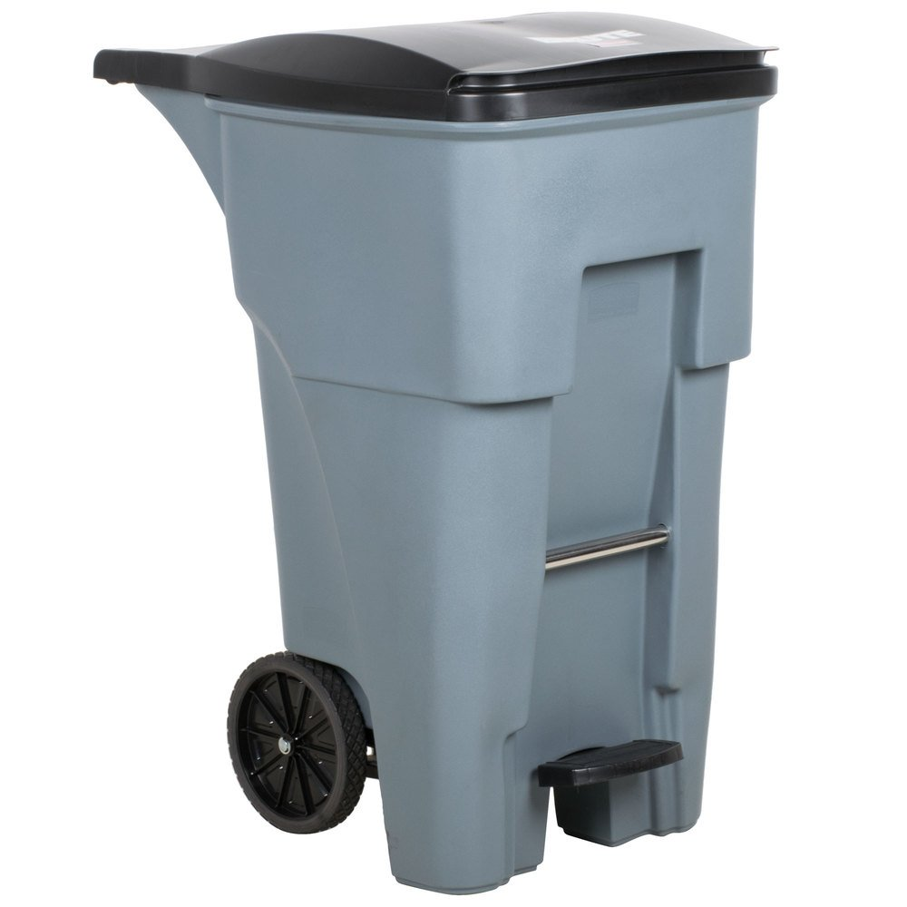 Outdoor Trash Cans and Waste Receptacles