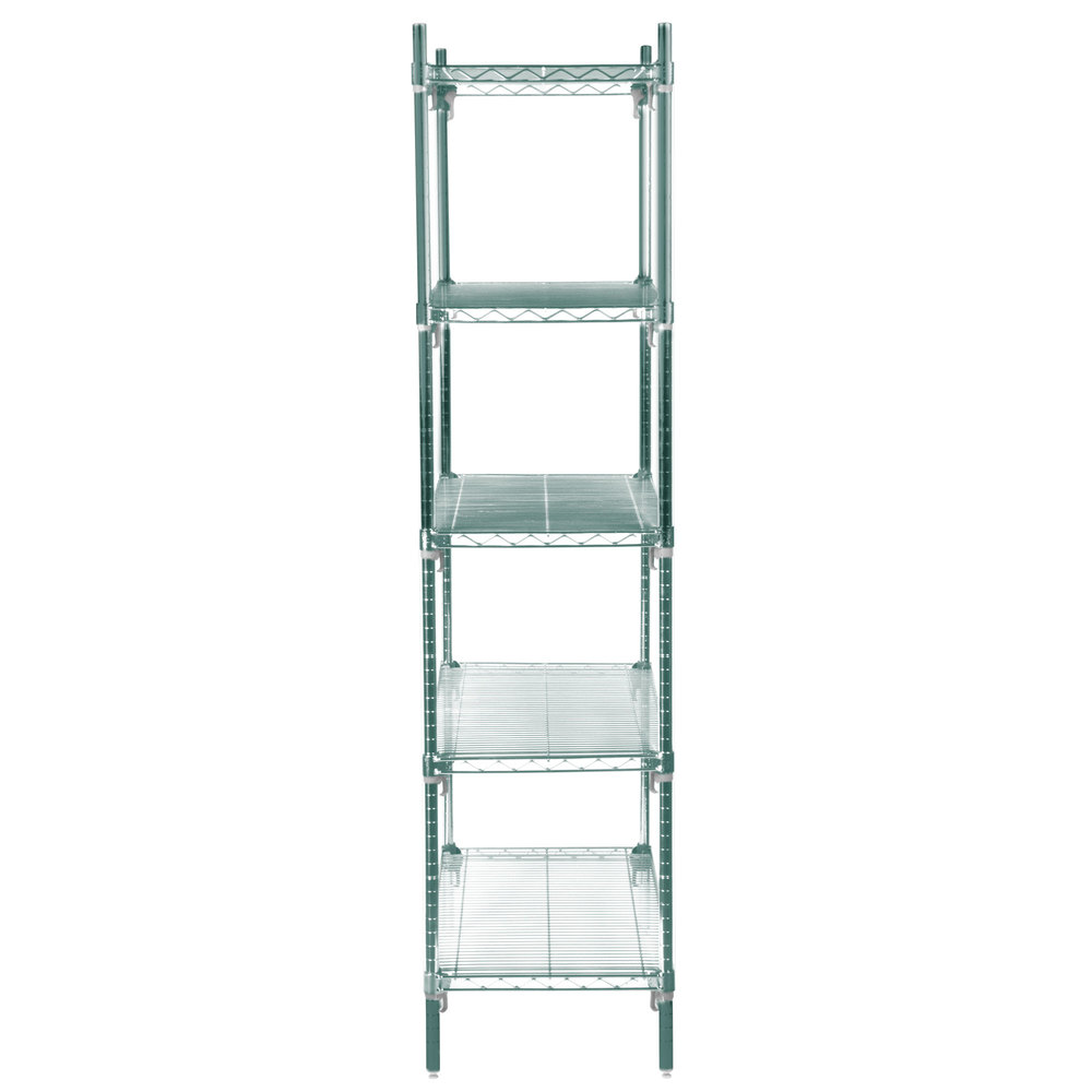 Main Picture; Image Preview; Image Preview ... - Metro 5A457K3 Stationary Super Erecta Adjustable 2 Series