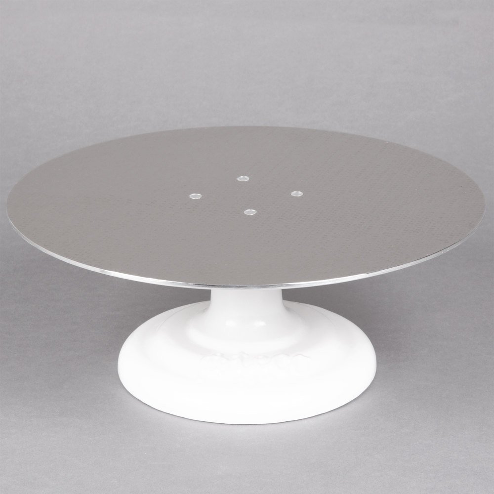 Rotating Cake Stand Spinning Cake Stand