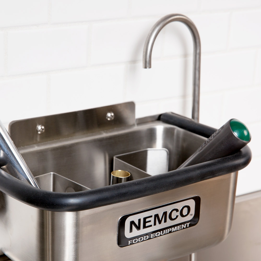Nemco 77316 10 10 3 8 Quot Ice Cream Dipper Well And Faucet Set