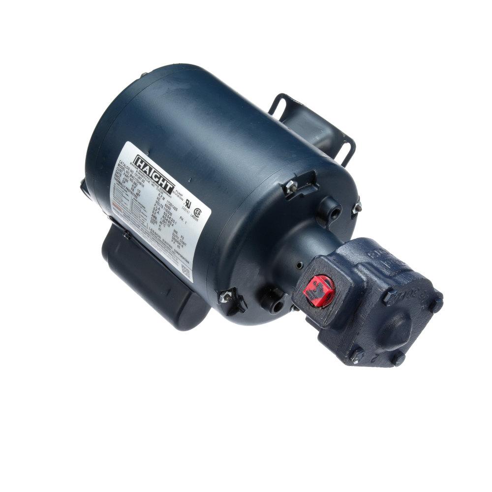 Keating 008196 Motor And Pump
