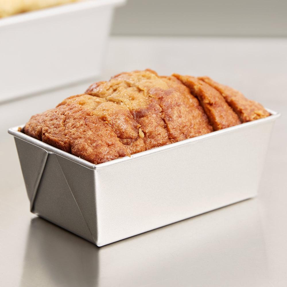 3 8 Lb Bread Loaf Pan 5 5 8 Quot X 3 1 8 Quot