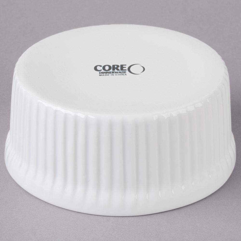Core 10 oz Round Bright White