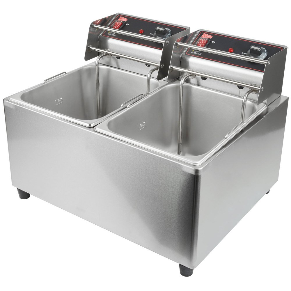Cecilware el stainless steel electric commercial
